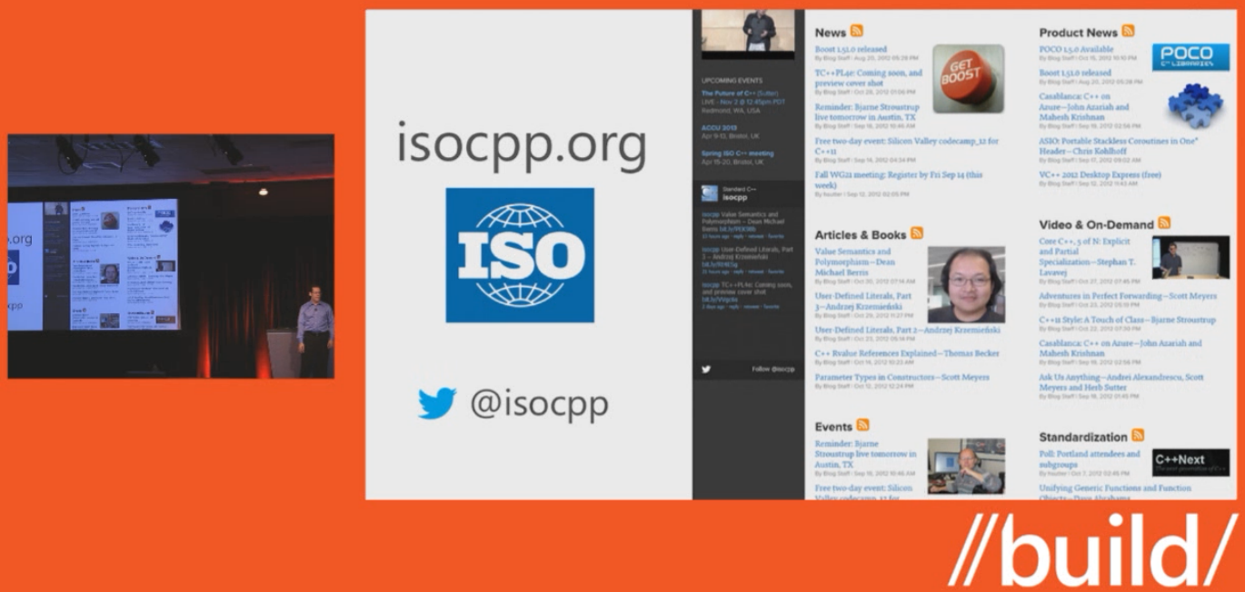 ISOCpp Announcement