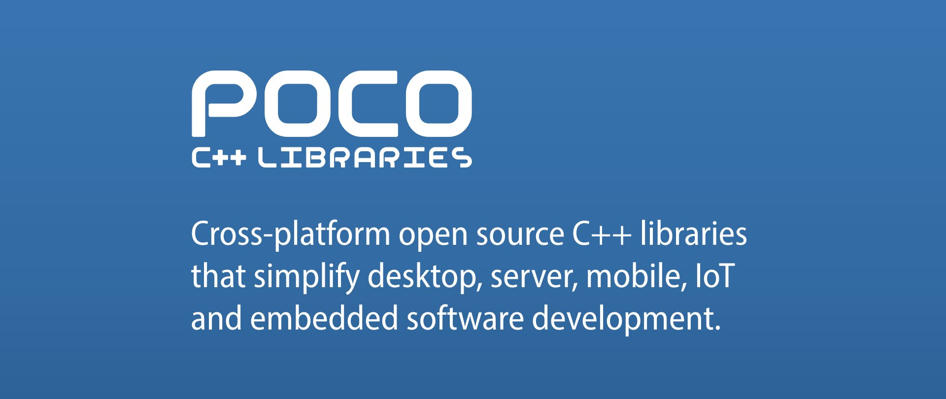 POCO C++ Libraries - Blog